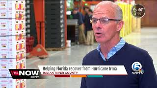 Helping Florida recover from Hurricane Irma