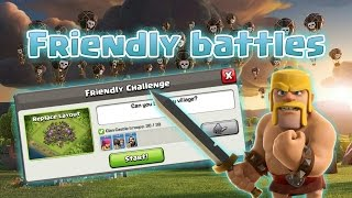 Clash Of Clans TH11 vs TH11 🌟FRIENDLY BATTLE🌟 Valkyrie Attack🌟