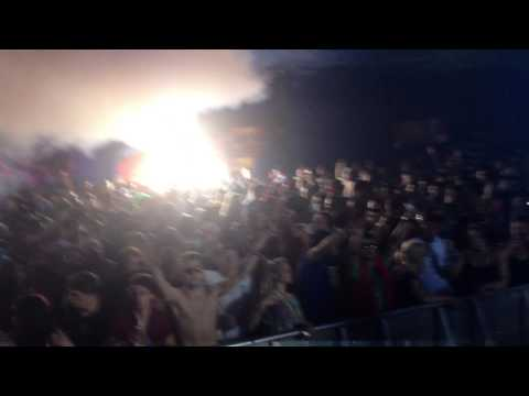 Electronic Youth 'Wish I Didn't Miss You' ft Alex Hart getting dropped @ HD Festival 2013
