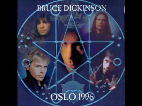 Bruce Dickinson - I Will Not Accept The Truth (Oslo 1996) mp3