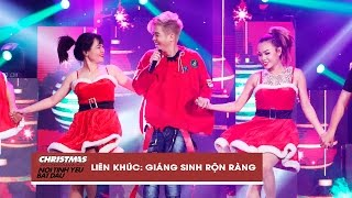 lien khuc giang sinh ron rang - bui anh tuan  christmas live concert official video