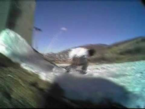 My snowboarding part