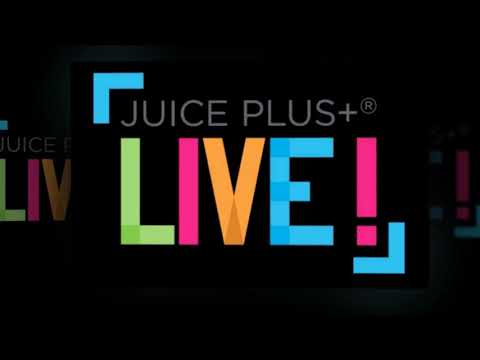 Juice Plus+ Live Photo Video