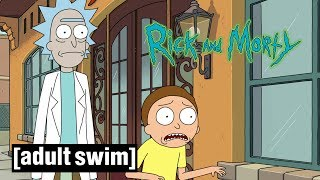 Inside ''Morty's Mind Blowers'' | Rick and Morty | Season 3 | Adult Swim