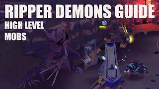 Runescape: Ripper Demons Guide