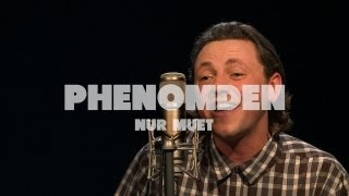 Phenomden & The Scrucialists - Nur Muet | Live at Music Apartment