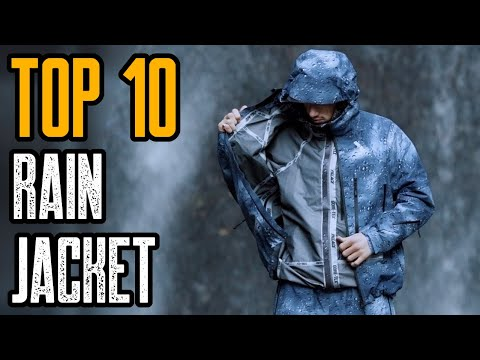 TOP 10 BEST WATERPROOF JACKETS FOR MEN 2020