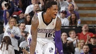 Ben mclemore drains the game-tying 3-pointer to send it to ot!