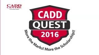 cadd quest 2016 kannada 35 sec