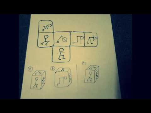•Siri Fikir Luar Kertas• IQ CHALLENGE EP.3 (THE VISUALIZE CUBE)