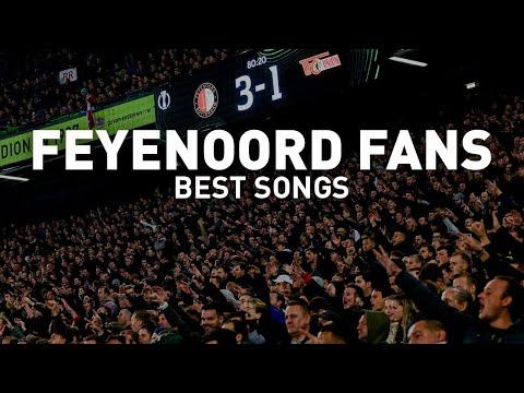 FEYENOORD SUPPORTERS | BEST SONGS #1