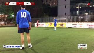 Japan 6-6 Tdc   Io Cup - 6ª Gir.A   Highlights