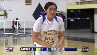 Many Farms vs Valley Girls Basketball Full Game! thumbnail