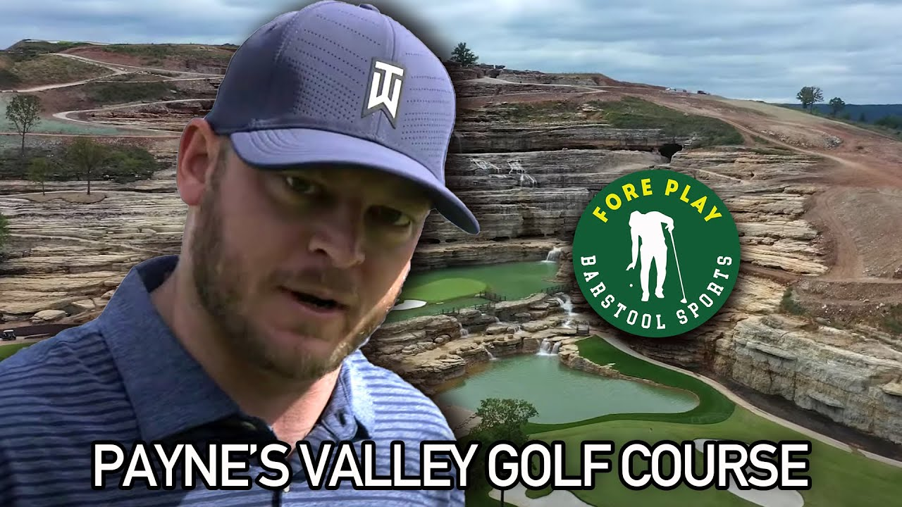 Riggs Vs Payne's Valley Golf Course