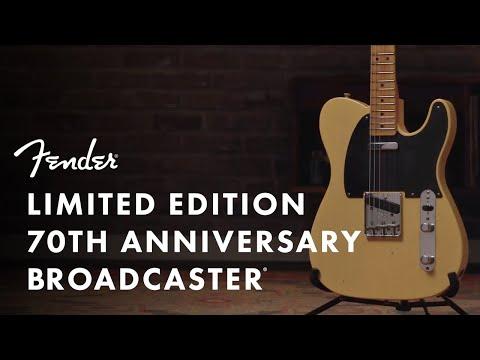 Fender Custom Shop 70th Anniversary Broadcaster | Fender