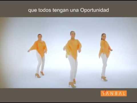 Coreografía Yo Soy Yanbal