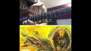 "Leonardo Serasini - ""Los Invisibles ft. Buika"" (NEW SONG  From Carlos Santana/Guitar Intro)"