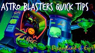 Score Higher on Buzz Lightyear Astro Blasters