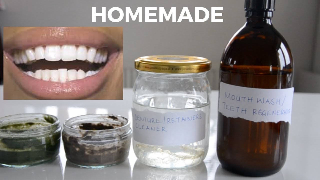 Whitener/ Plaque Remover | Denture
