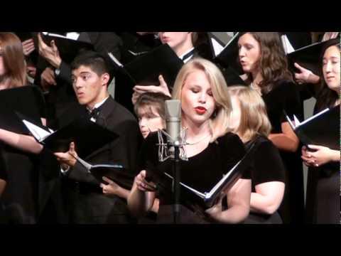 Century Singers Texas A&M What Wonderous Love It Is