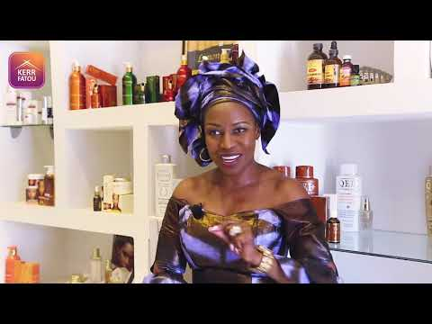 The Entrepreneur: Introducing Binta Touray CEO Skin Care plu