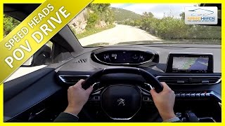 POV Drive - Peugeot 5008 GT (180 PS) Onboard Test Drive (pure driving, no talking)