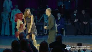Dance with Sharna Burgess 2018 BMA Foundation Dancing With the Stars