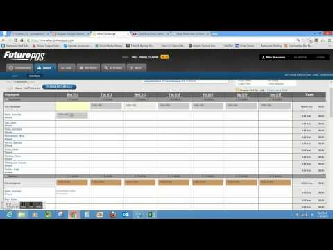 Scheduling In When to Manage