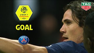 Goal Edinson CAVANI (80') / Paris Saint-Germain - Olympique Lyonnais (4-2) (PARIS-OL) / 2019-20