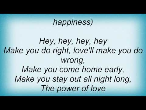 Al Green - Love And Happiness Lyrics