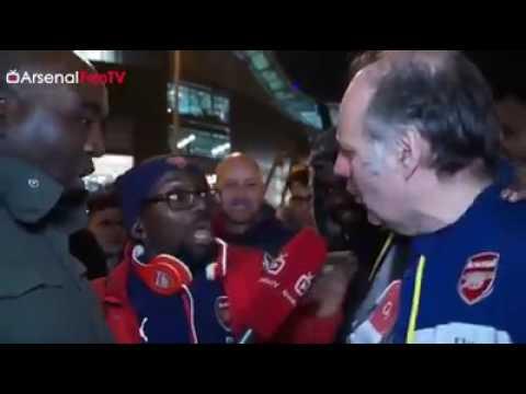 Arsenal Fan TV  first half of the season VS the second half of the season