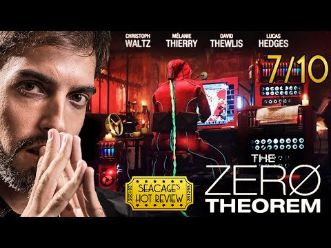 The Zero Theorem (2013) 7/10 - Seacage's Hot Review