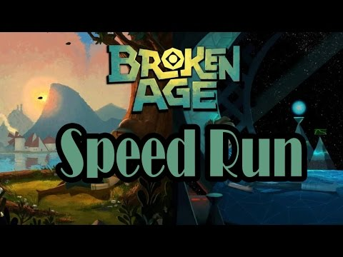 Broken Age Speed And Optional Achievements