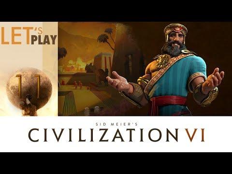 [FR] Civilization VI multi w/ Aypierre & Prof - Empire Sumérien Ep.11