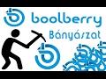 Boolberry (BBR) bányászat
