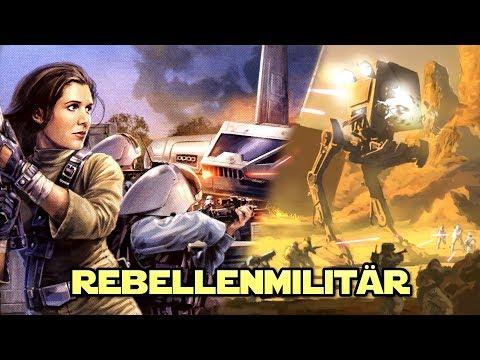Star Wars: Wie war eigentlich das Rebellenmilitär aufgebaut? [Legends]