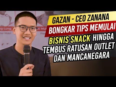Bongkar Rahasia Sukses Bisnis Snack Zanana, Tembus Ratusan Outlet