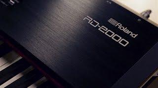 Roland RD-2000 - Demo with Scott Tibbs