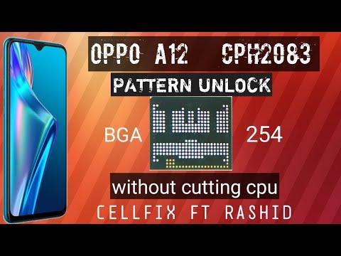 oppo-a12-cph2083-pattern-unlock