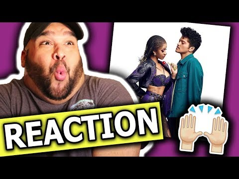 Cardi B & Bruno Mars - Please Me REACTION