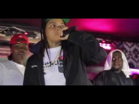 Young M.A x Liquid Lava Lounge - OOOUUU Live...