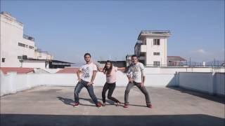 Aaj Raat Ka Scene Jazbaa Badshah Dance Choreography by Rahul Shah   YouTube