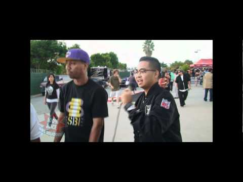 Planet Asia Interview @ Soulstyce 2011
