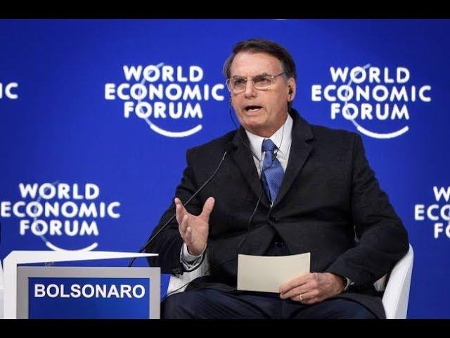Giro Veja: As reações após o discurso de Bolsonaro em Davos