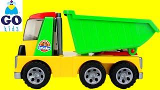 Bruder Roadmax Toy Dump Truck - Gokids
