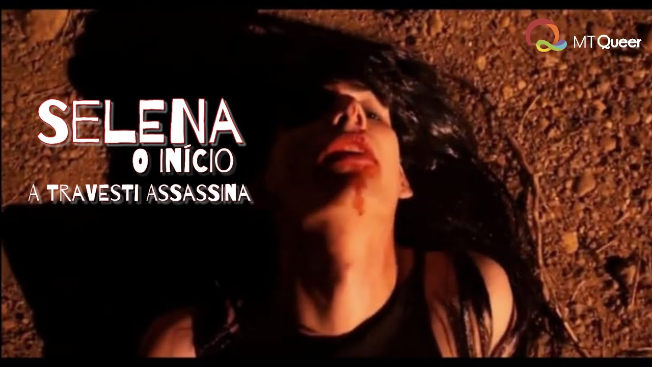 Selena a travesti assassina, O Início - Curta - Terror trash