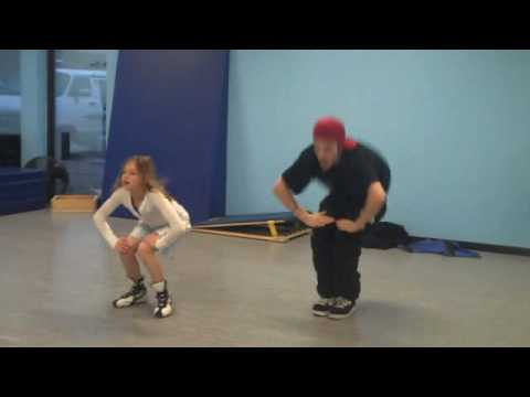 Misha Gabriel and  Logan Hassel Age 9