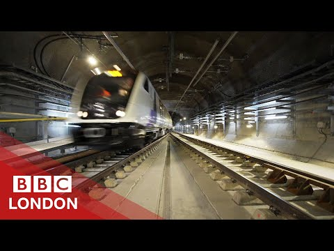 Why Crossrail is running so late - BBC London