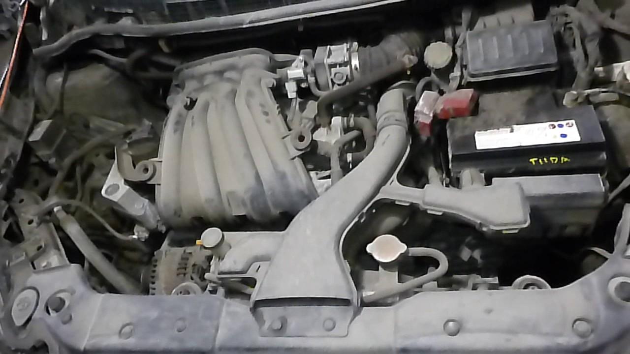 100043 Nissan Micra K11 1.0 CG10 motordetaljer