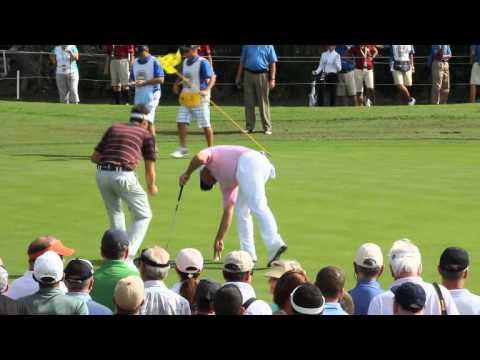 PGA Grand Slam Bermuda October 18 2011